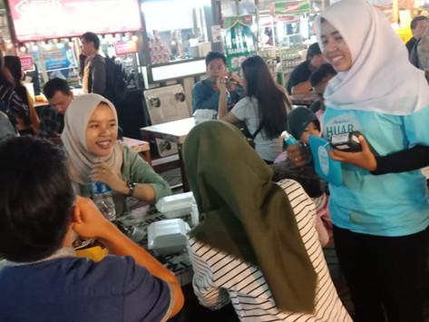 Hijab Fresh - Menyegarkan Pasar Malam Tjap Toendjongan