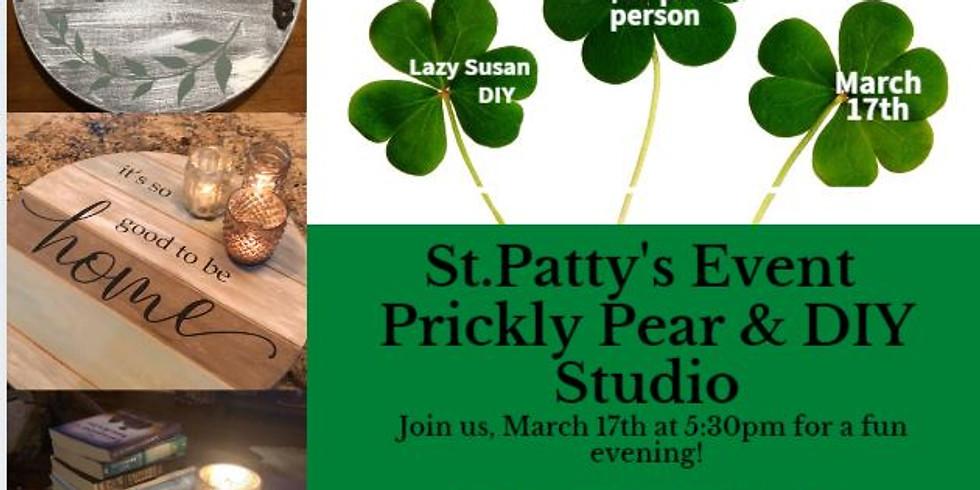 St. Patty's Event