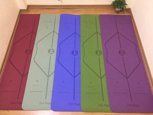 Thảm tập Yoga/Gym/Thể dục định tuyến ZEN YOGA MAT