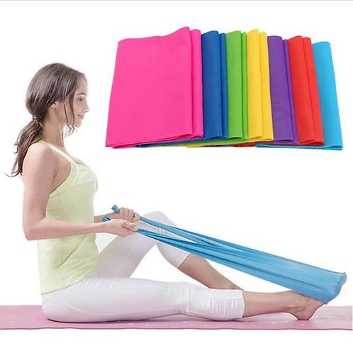 Dây bản thun kháng lực tập Gym và yoga