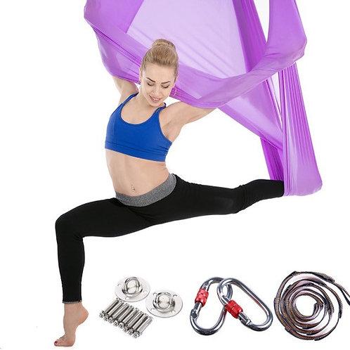Võng lụa tập Yoga EliteSport cao cấp