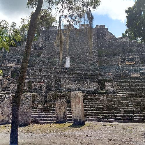 Recorridos en sitos arqueológicos