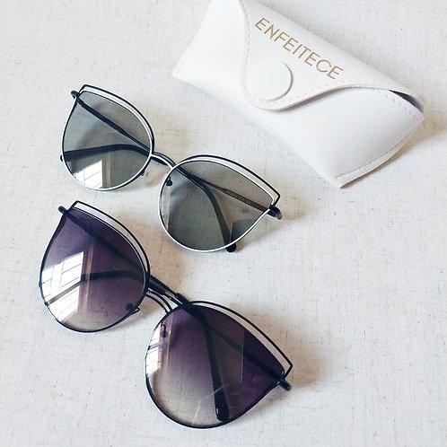 Óculos de Sol Gatinho Mila