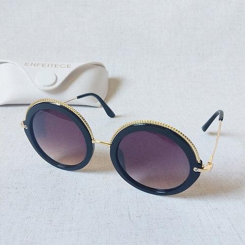 Óculos de Sol Redondo Gabriela