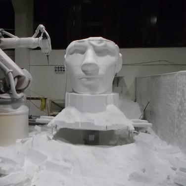 j-ax scultura testa