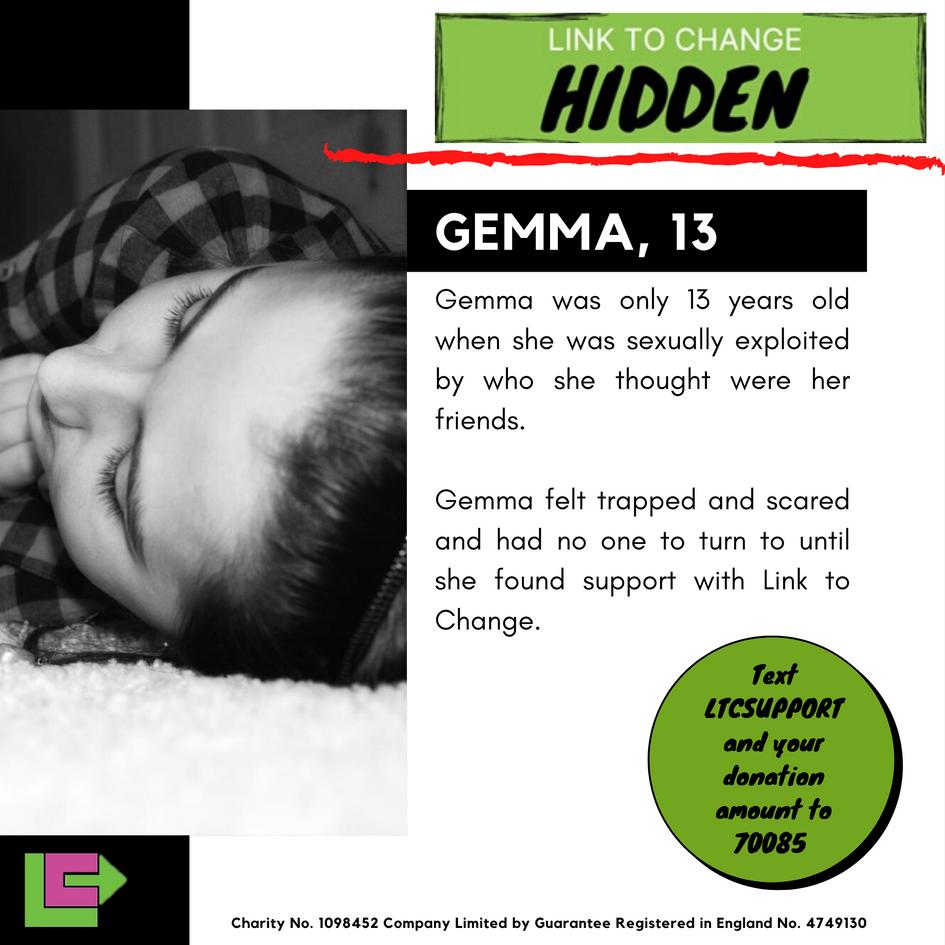 HIDDEN- Gemma, 13