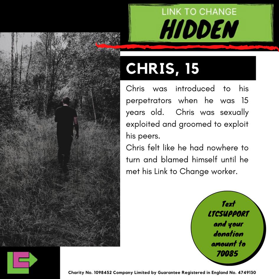 HIDDEN- Chris 15