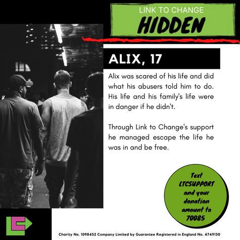 HIDDEN- Alix, 17