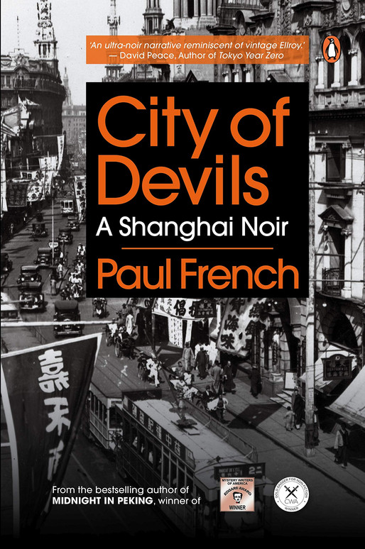 City of Devils - Book Review