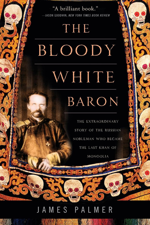 Bloody White Baron - Book Review
