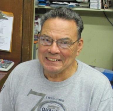 Meet Tom Cantu - Office