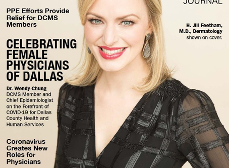 Dr. Carter in the News | Dallas Medical Journal
