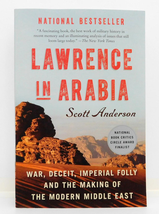 Lawrence in Arabia - Book Review