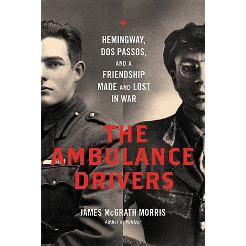 Ambulance Drivers - Book Review
