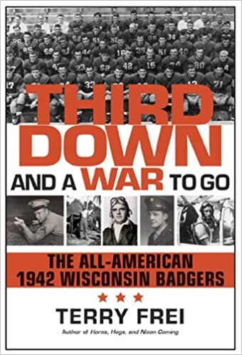 Third Down and a War to Go - Book Review