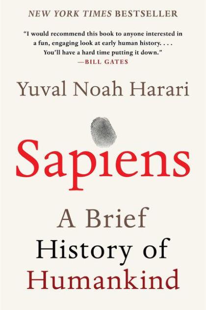 Sapiens - Book Review