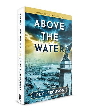 Jody-Ferguson-Above-The-Water-Hardcover_