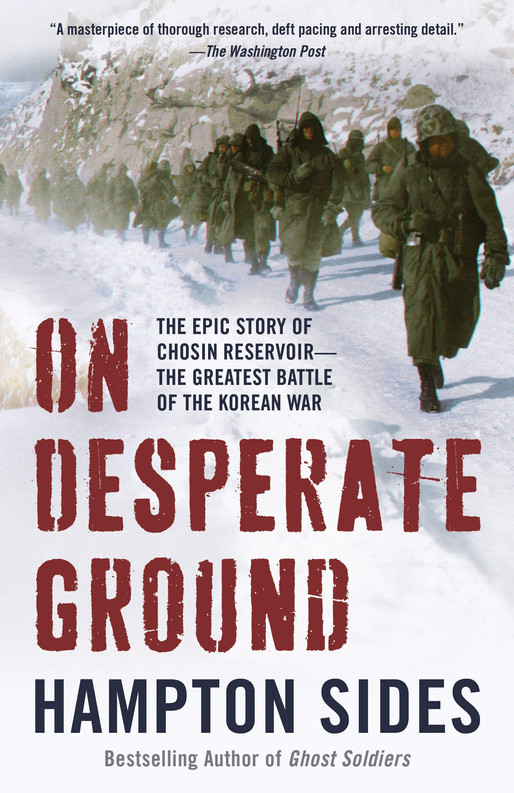 On Desperate Ground - Book Review