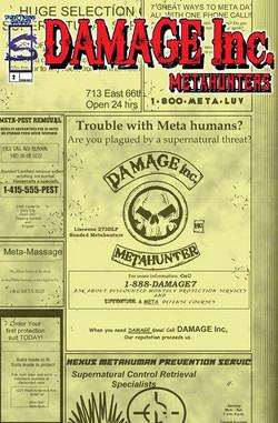 Damaged Inc. #2