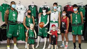 El Cáceres Ciudad de Baloncesto y Erreà lanzan su línea de ropa