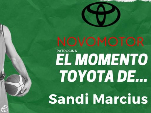 T20/21 - LEB Oro - Llega 'El momento TOYOTA'