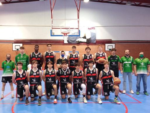 T20/21- Cantera - El Residencia de Basket SACC pone rumbo a Granada para hacer historia