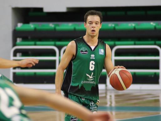 T21/22 - Liga EBA J2 - El Ciudad de Huelva se impone al Torta del Casar Extremadura (79-49)