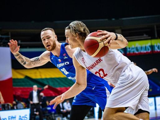 T20/21 - LEB Oro - Los internacionales del Cáceres, satisfechos de su actuación en la ventana FIBA