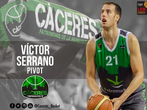 T18/19 - Víctor Serrano regresa al Cáceres Patrimonio de la Humanidad