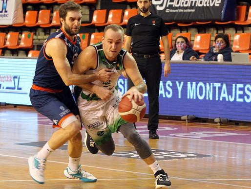 T20/21 - Crónica J7 LEB Oro - Al Cáceres tampoco le sonríe la fortuna en Burgos