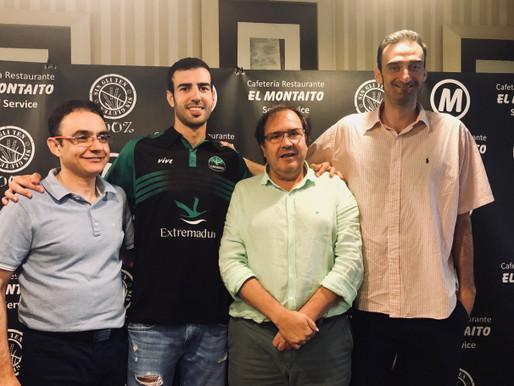 T18/19 - Luis Parejo, primera renovación del Cáceres Patrimonio de la Humanidad