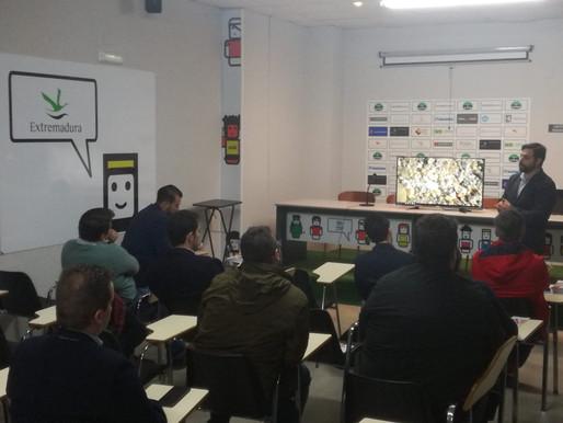T18/19 - Club de Empresas - Gran éxito en el I Encuentro Networking del Cáceres Baloncesto