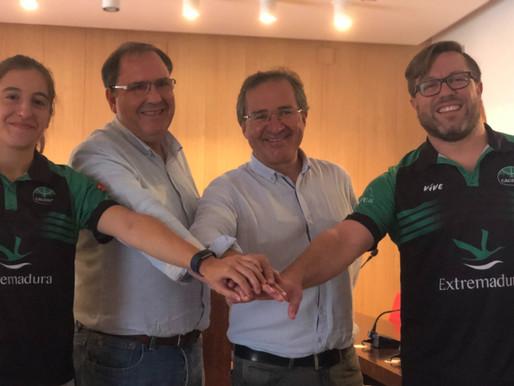 T18/19 - Roberto Blanco estará al frente del EBA en Casar de Cáceres