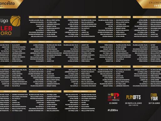 T21/22 - LEB Oro - El Cáceres ya conoce la hoja de ruta para su próxima temporada
