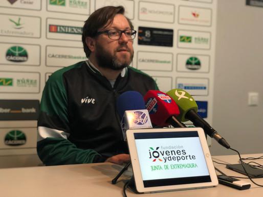T18/19 - Previa J08 Liga EBA - El Torta del Casar se juega más que una victoria este domingo