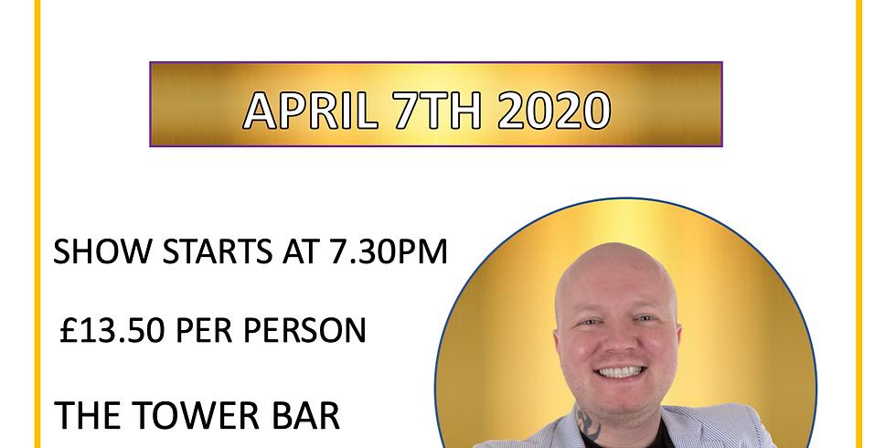 (Postponed) Tower Bar (April)