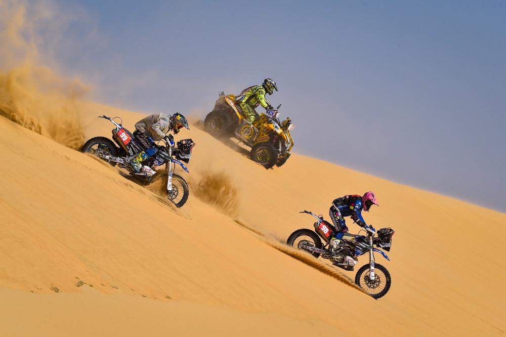 Stage 10 of #Dakar2020