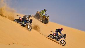 Barreda Takes The Stage and Sainz Takes Off : Dakar 2020