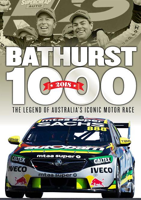 2018 Bathurst 1000 Book