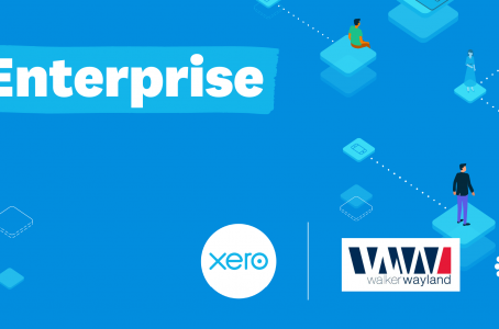 Walker Wayland, Xero and Waypoint – For your Retail, E-commerce and Inventory business