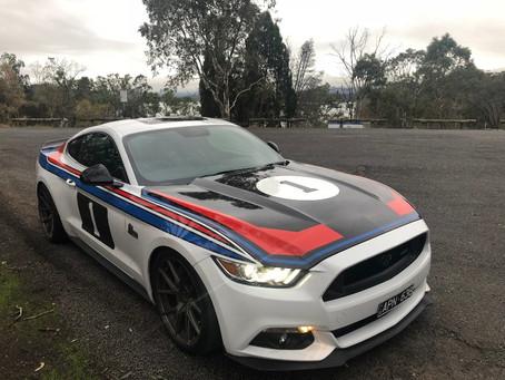 Tickford Mustang 'Bathurst 77 Special'