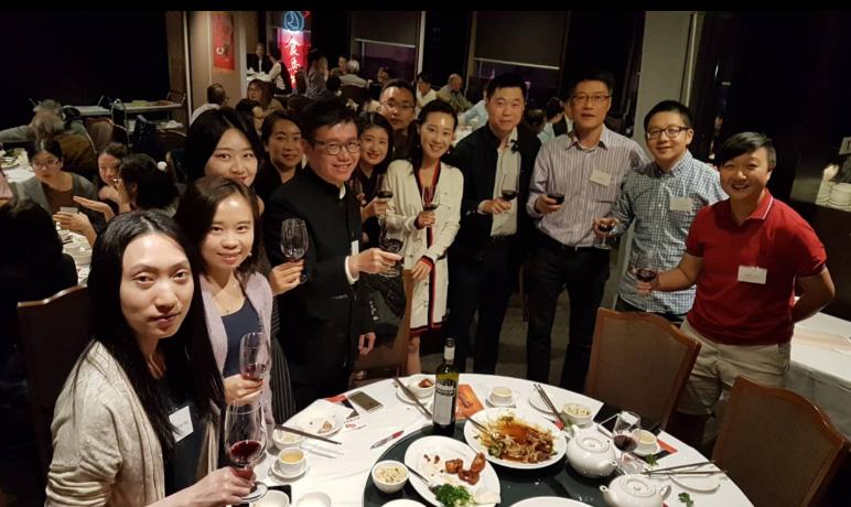 Chinese Big Four Alumni 2
