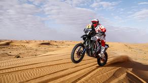 The Dakar Mourns Paulo Gonçalves : Dakar 2020