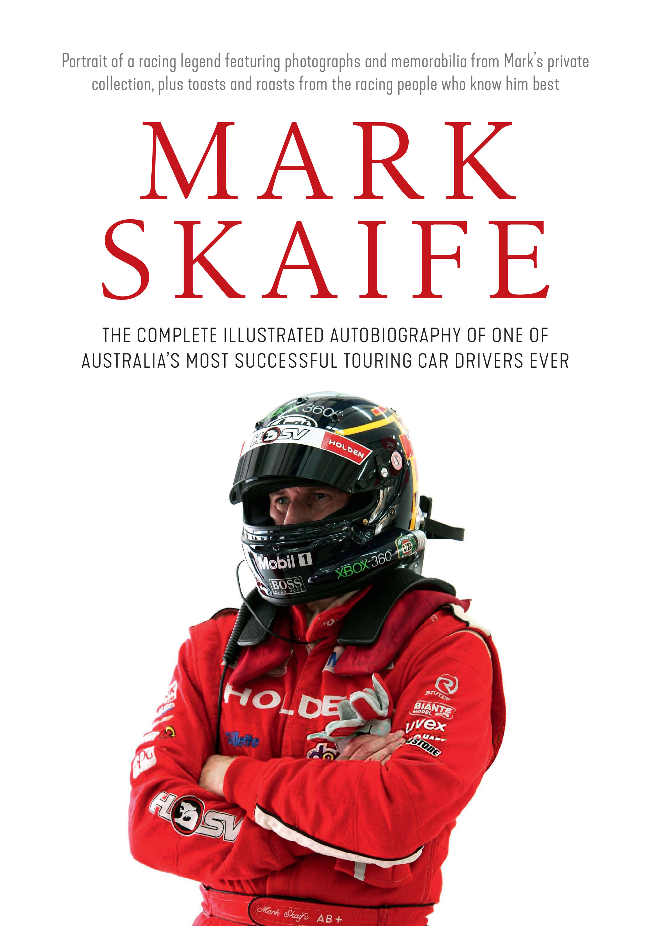 Mark Skaife Book by Affirm Press