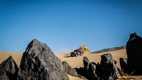 Serradori emulates the big boys : Dakar 2020