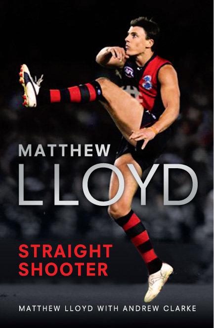 Matthew Lloyd: Straight Shooter