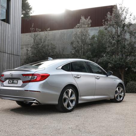 Honda Accord VTi-LX Hybrid
