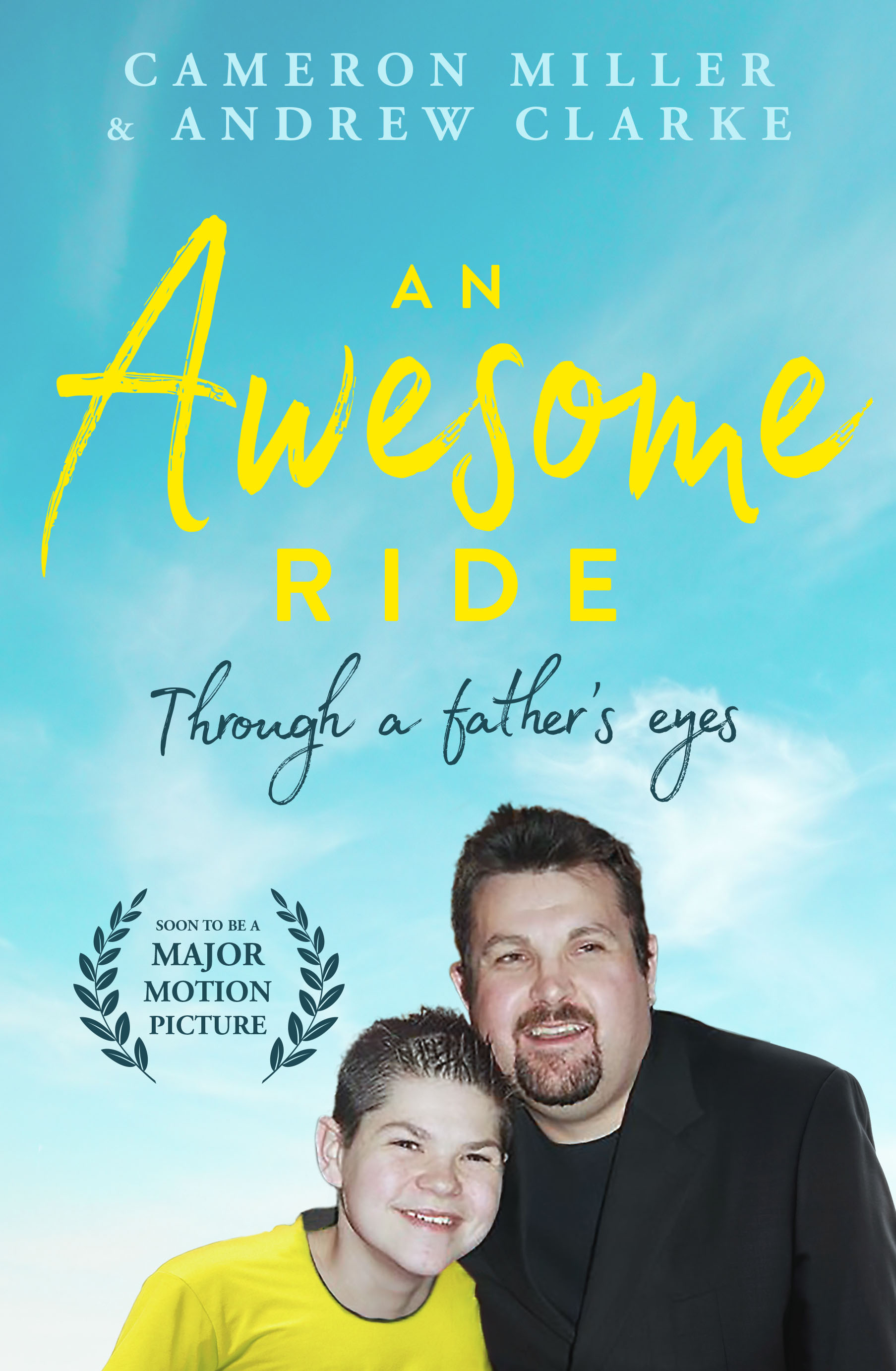 Cover - An Awesome Ride