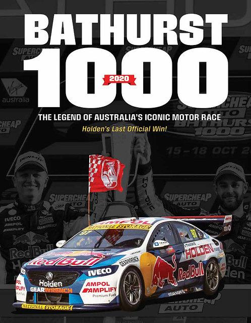 Bathurst 1000 - 2020 book