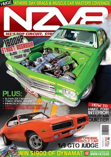 NZV8 Magazines